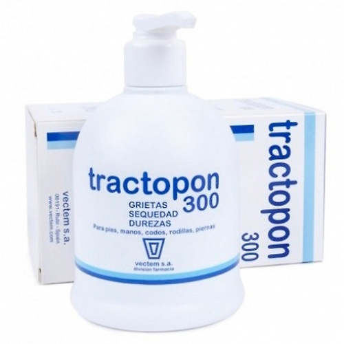 Tractopon 15% Urea Grietas Dispensador 300 Ml