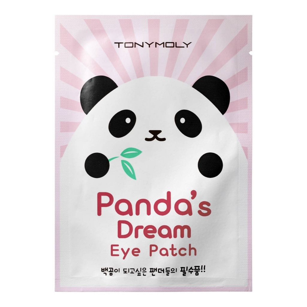 Tonymoly Parches Eye Patch Panda´s Dream