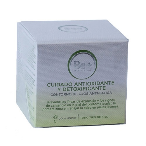 Be+ Antioxidante Contorno De Ojos 15 Ml