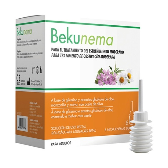Bekunema 6 Enemas