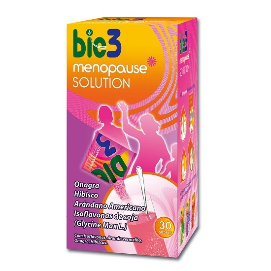 Bie 3 Menopause Solution 30 Sobres Solubles