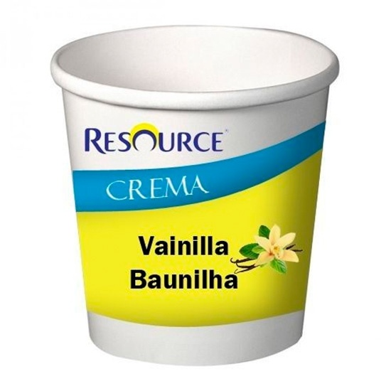 Resource Db Crema Vainilla 24X125 Ml