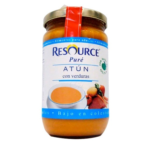 Resource Puré Atún Con Verduras 300 G