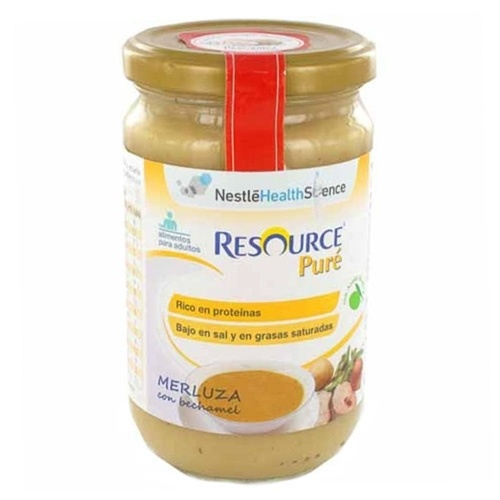 Resource Puré Merluza Bechamel 300 G