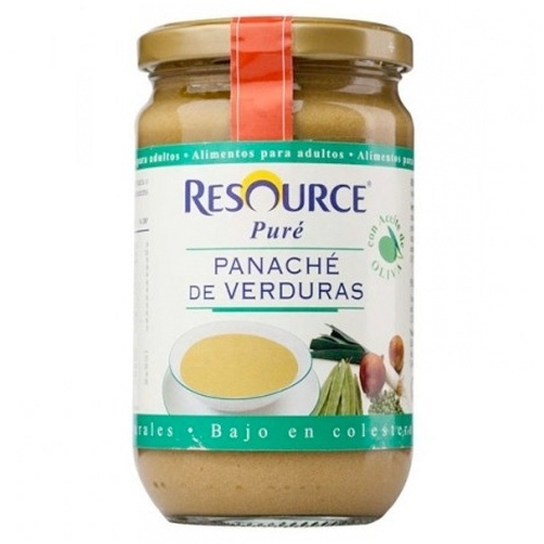 Resource Puré Panache Verduras 300 g