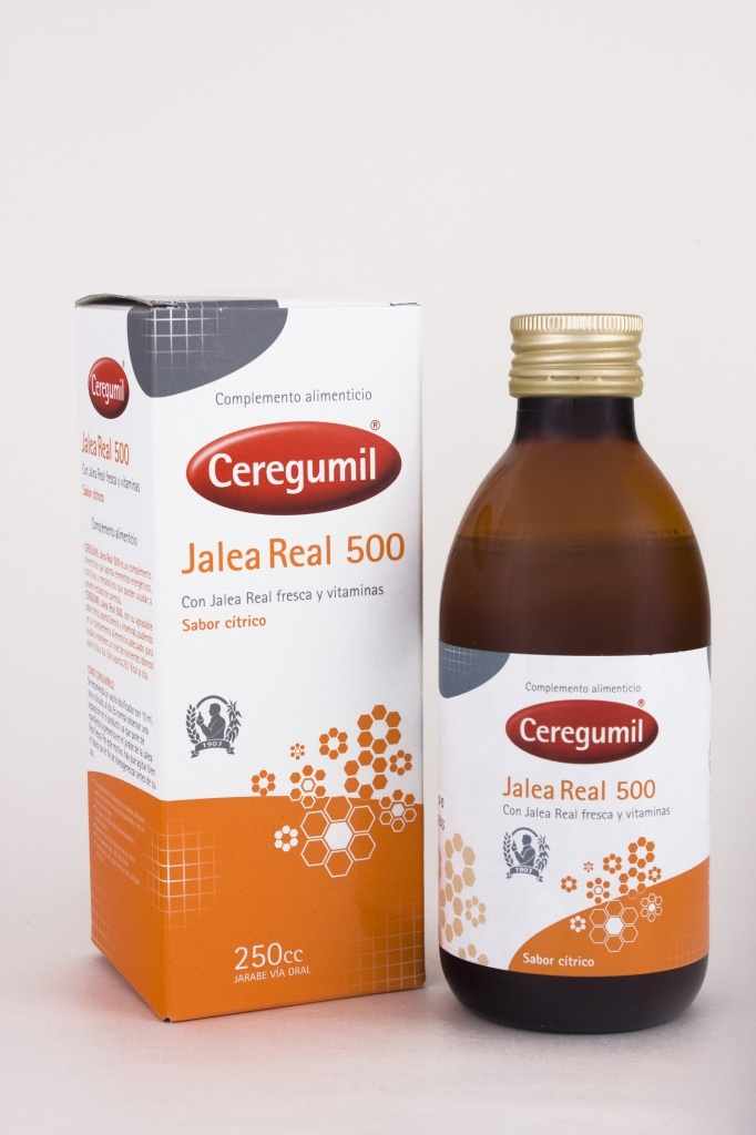 Ceregumil jalea real 250 ml