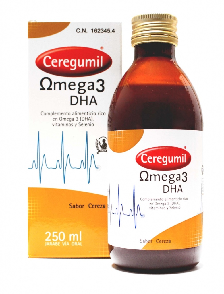 Ceregumil omega 3 DHA 250 ml
