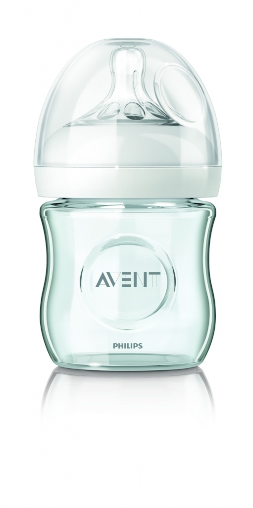 Philips Avent biberón natural cristal 120 ml