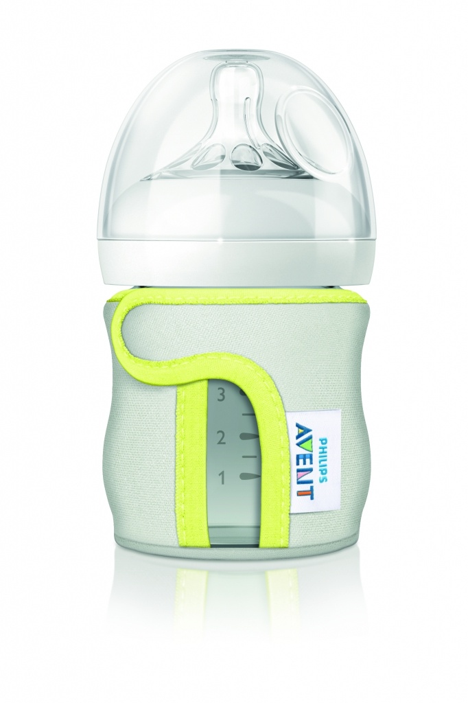 ****Philips Avent funda biberón cristal 120 ml