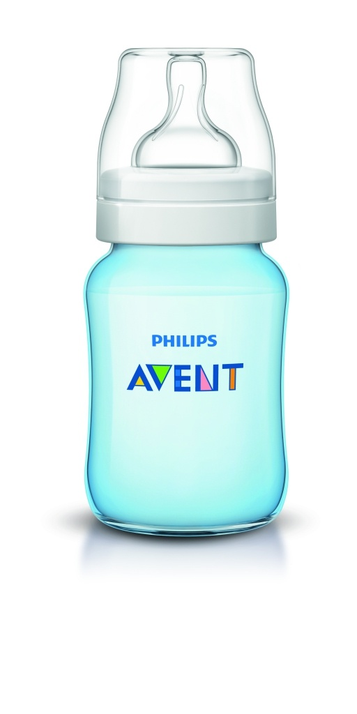 ****Philips Avent biberon clasic azul 260 ml