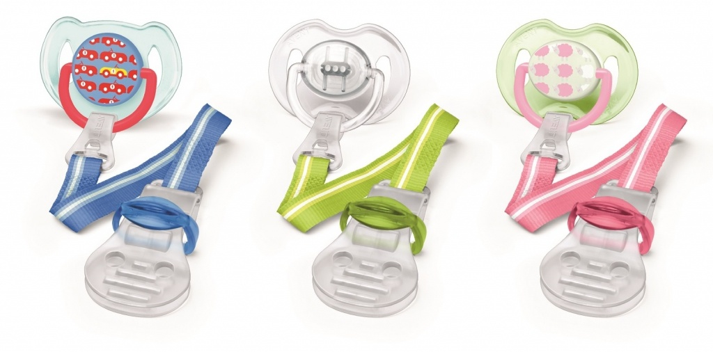 Philips Avent clip para chupetes