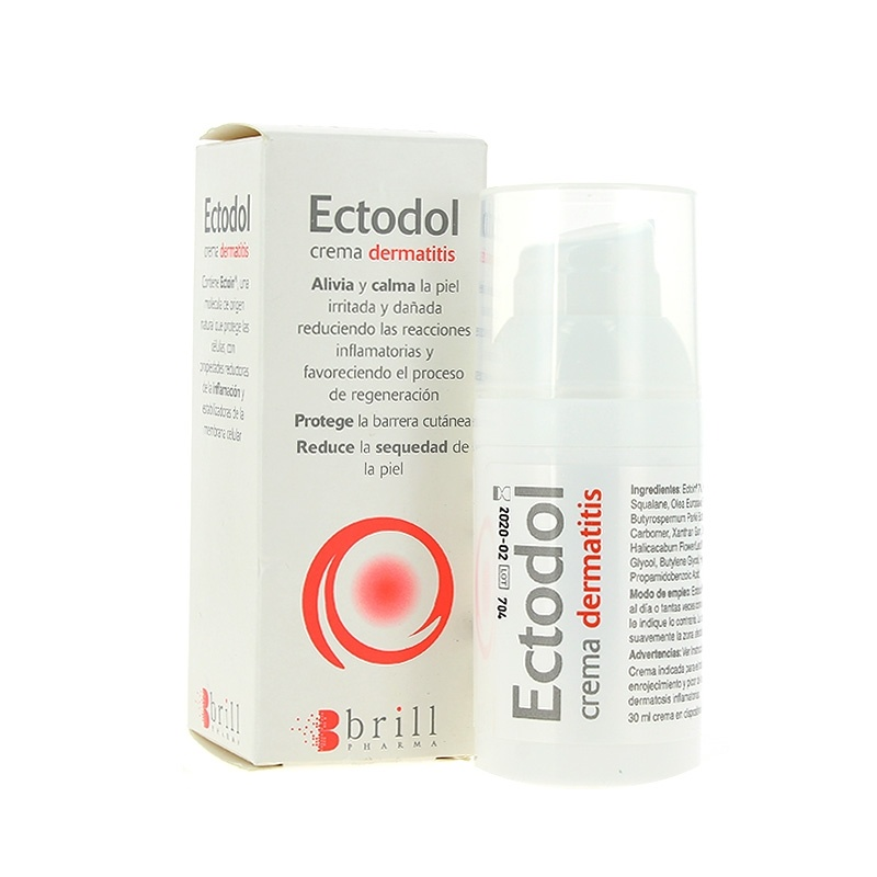 Ectodol Crema Dermatitis 30 Ml