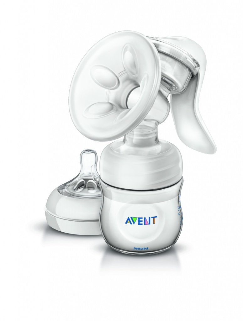 Philips Avent extractor manual comfort natural