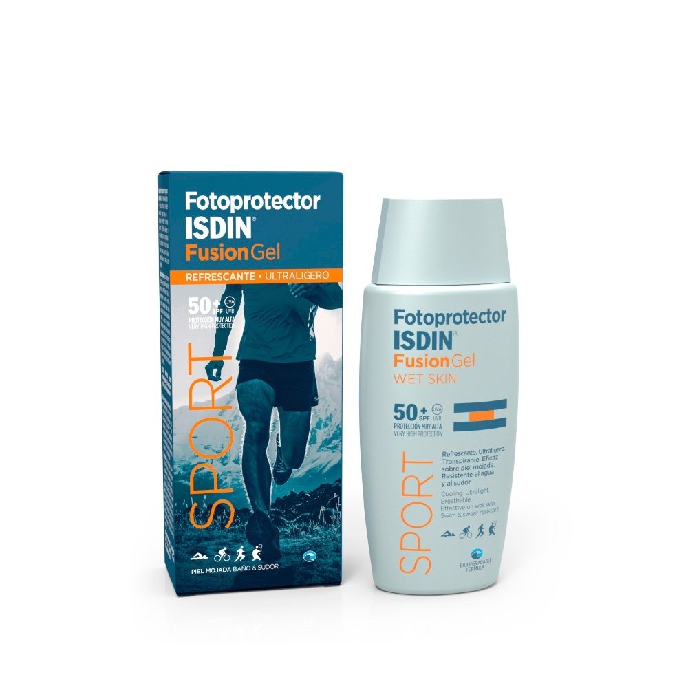Fotoprotector Isdin 50+ Fusion Gel 100 Ml