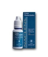 Lubricante Lentes Naclens Confort 15 Ml