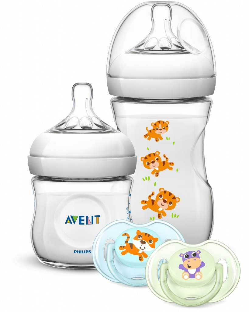 ***Philips Avent set natural safari