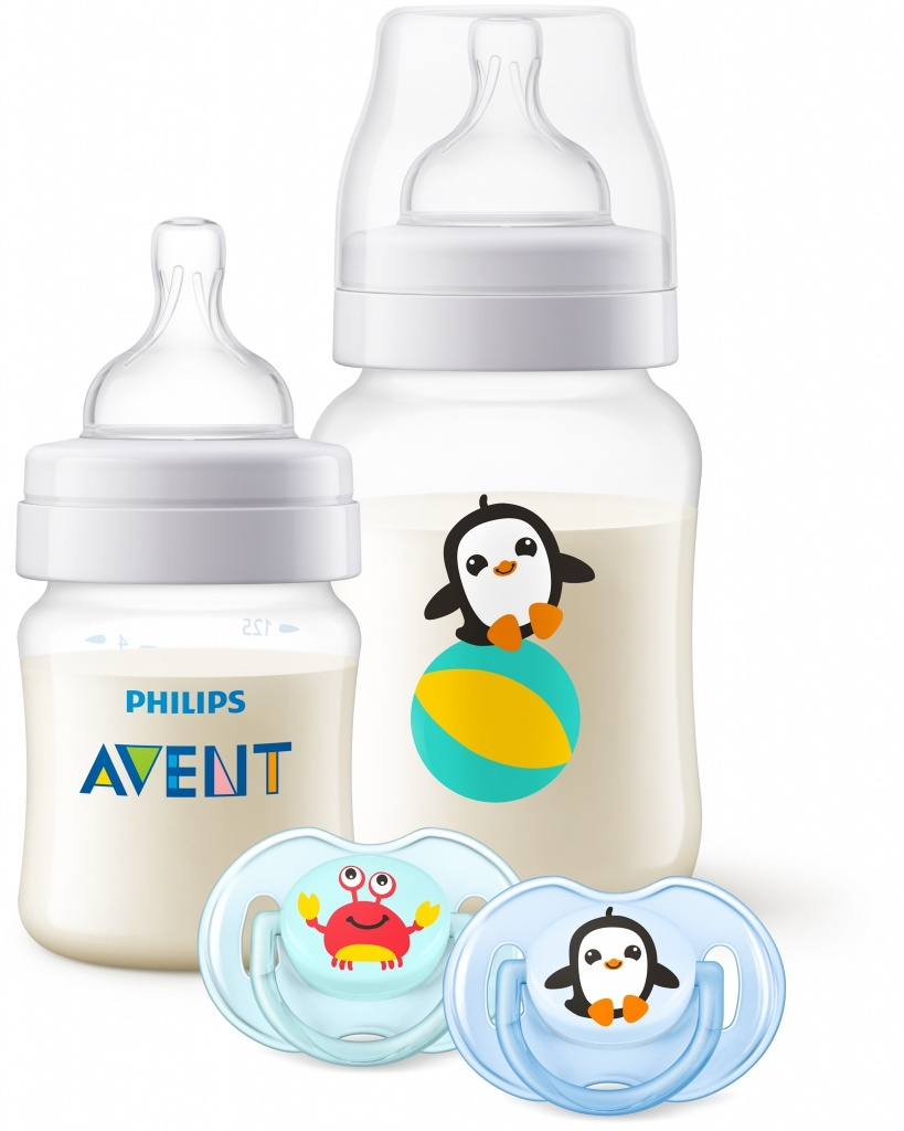 Philips avent set classic aventuras mar