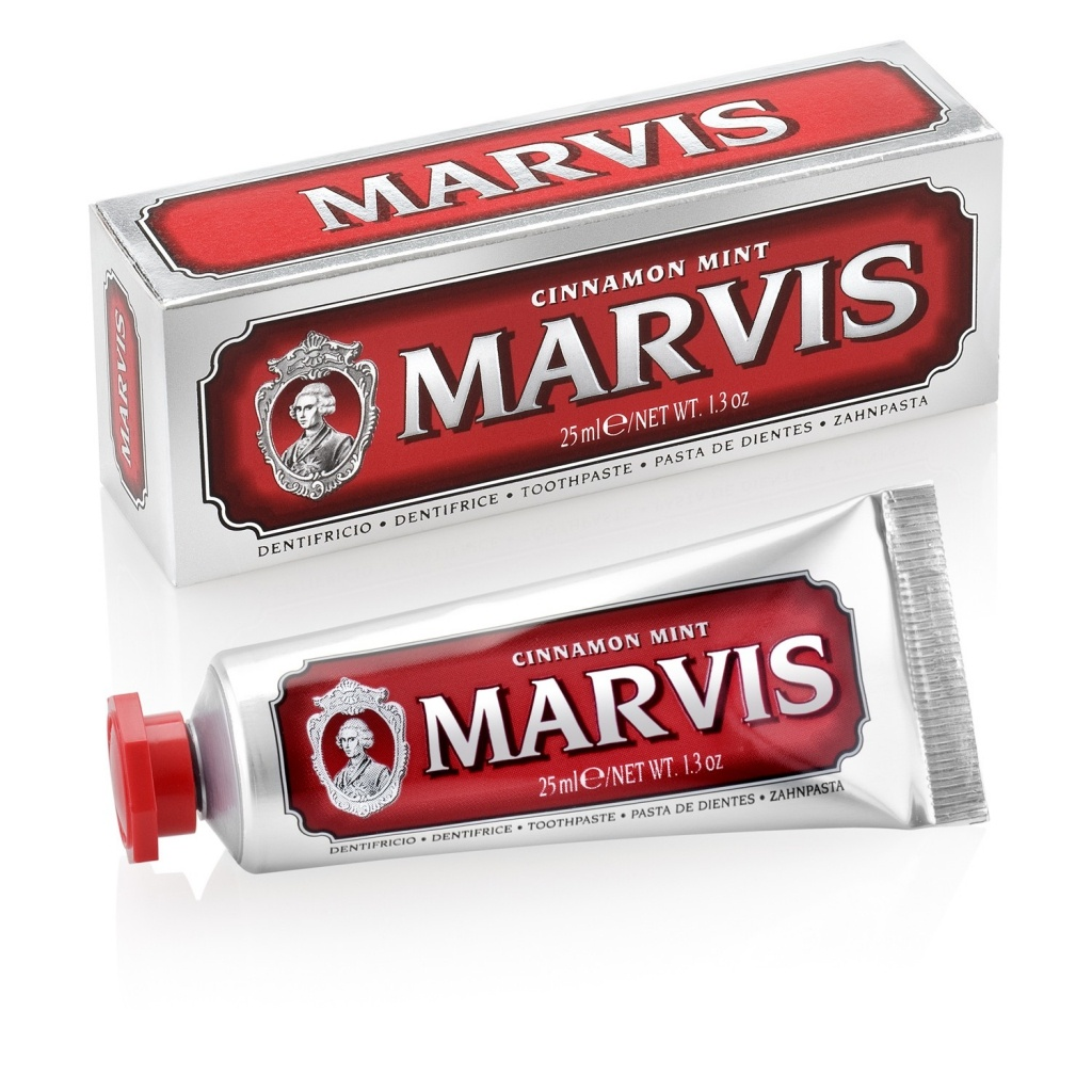 Marvis Dentífric Cinnamon Mint 25 ml