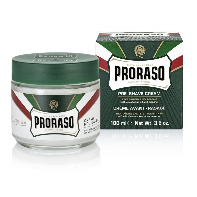 Proraso crema pre-shave 100 ml piel normal