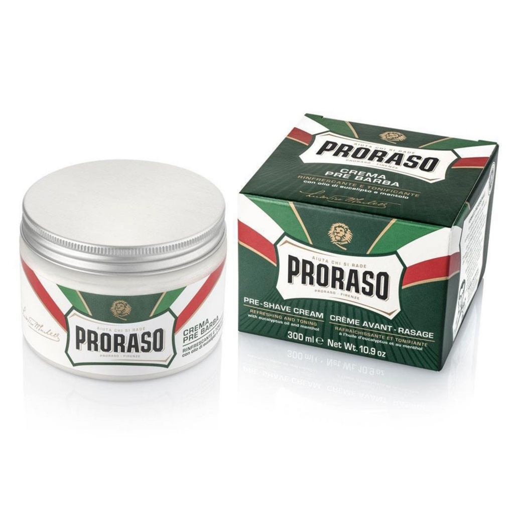 Proraso crema pre-shave 300 ml piel normal