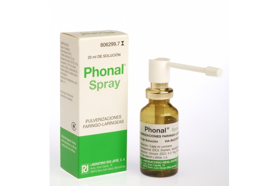 Phonal spray 20 ml
