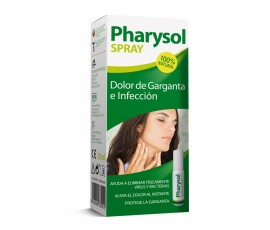 Pharysol spray garganta adultos 30 ml