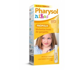 Pharysol spray garganta propolis niños 30 ml